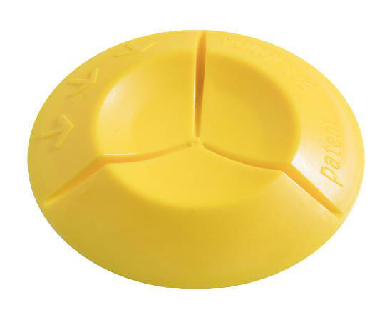 Image of the Yellow Cart Stopper